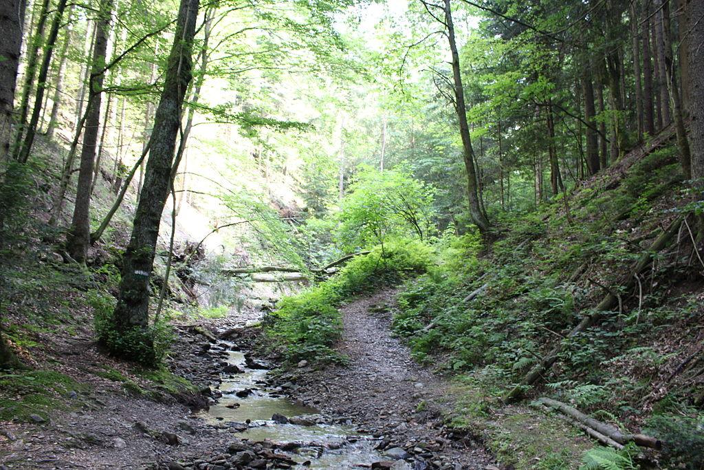 Heiligengeistklamm, Naturpark Südsteiermark